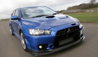 Mitsubishi Lancer Evolution X Fq 400 2010 1600x1200 Wallpaper 06