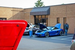 Cars And Coffee 108