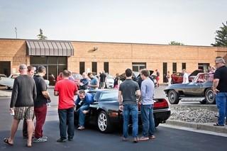 Cars And Coffee 112