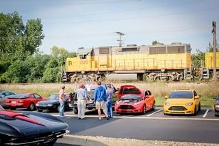 Cars And Coffee 116