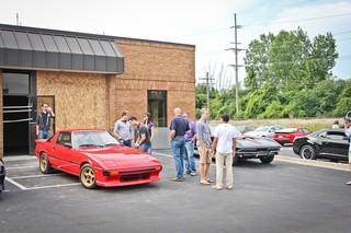Cars And Coffee 117