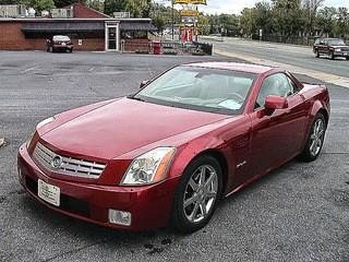 2005 Cadillac Xlr 2 Dr Std Convertible Pic 7449623936891553125