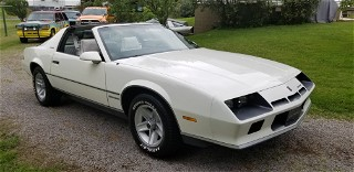 1982 Chevy Camaro Berlinetta