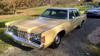 1974 Chrysler Newport