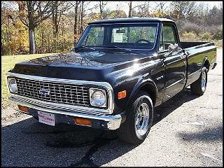 Chevrolet C10 1971 7
