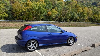 Ford Focus SVT 2002 - One Owner (until now)