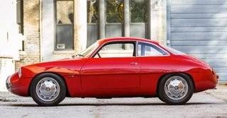 GT sports car