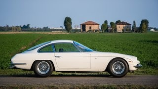 GT classic car