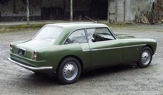 GT car from Blighty