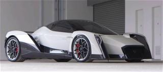 GT (concept) Car