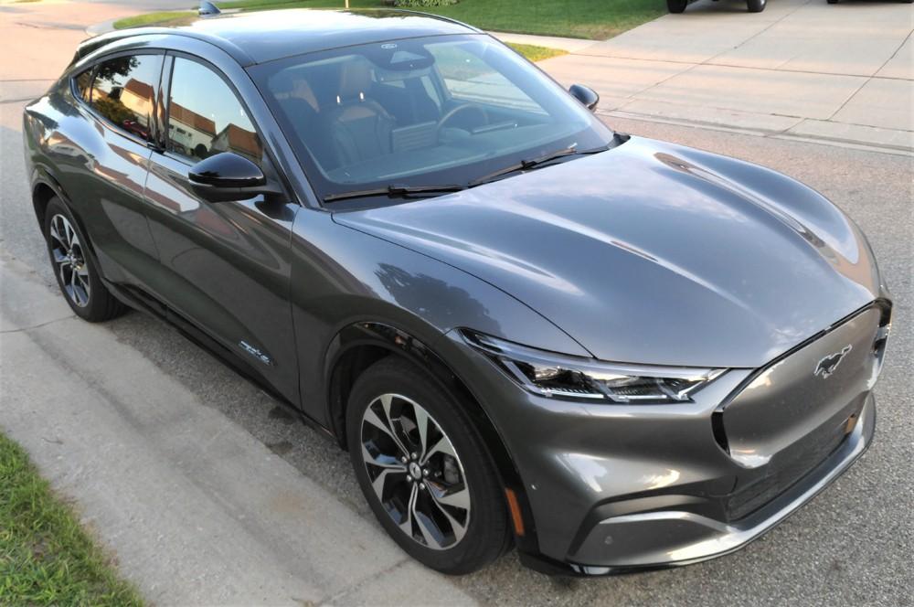 2021 Ford Mach-E Premium Xtra Range AWD