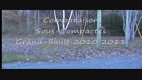 Sub-compact compare