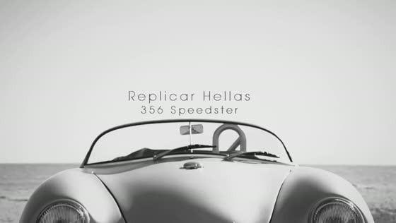 Replicar  Hellas 356 Speedster
