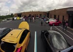 Car and Driver Cars and Coffee – Summer 2013