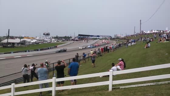 Mobil1 Sports Car Grand Prix 2015, at Canadian Tire Motorsport Park (Mosport)
