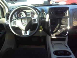 Van Interior