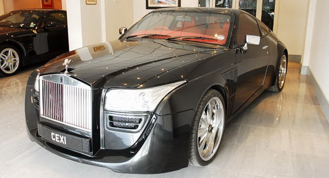 Rolls Royce Coupe Dc Design 001