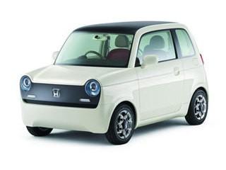Honda Ev N Concept 1
