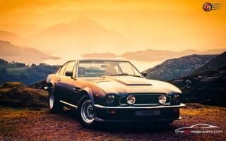 77 V8 Vantage