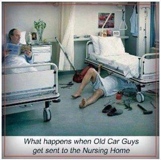 Old Car Guys