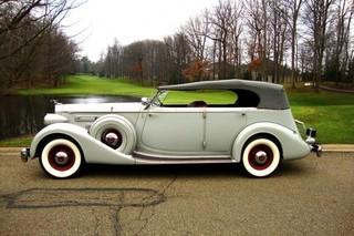 1935 Packard V12