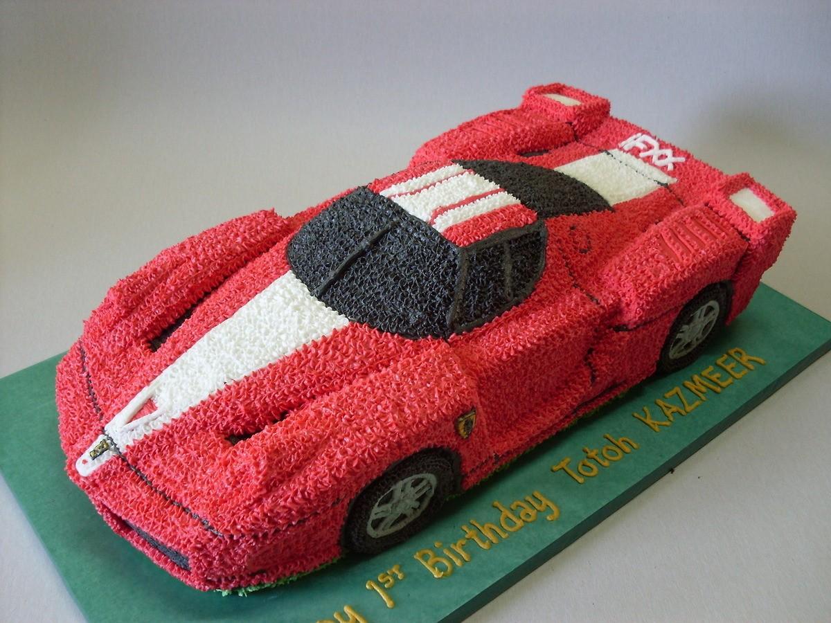 Cake Ferrari Enzo