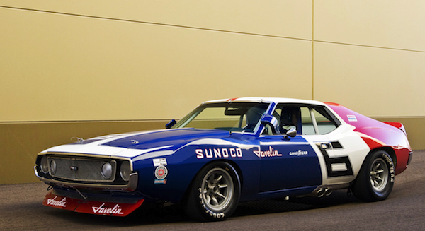 1971 Trans Am Amc Javelin Mark Donohue Championship Car