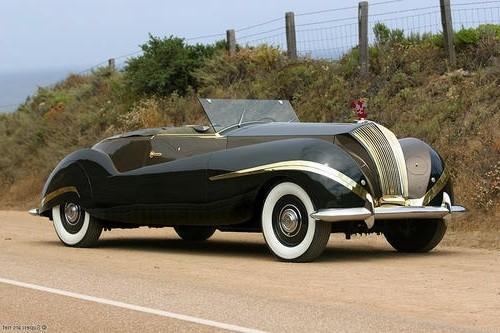 Labourdette Rolls Royce Phantom Iii Vutotal Cabriolet 1939 47 02