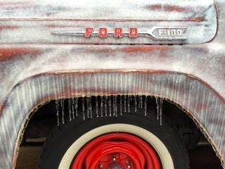 Ford 100 Ice