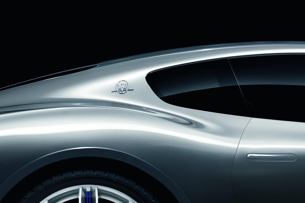 Maserati Alfieri Concept Rear Wheel Arch 07
