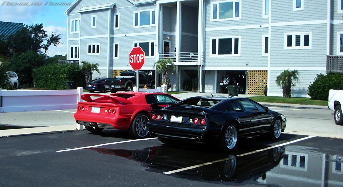 Lotus Esprit V8 X2