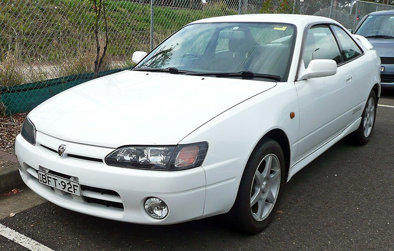 1997 2000 Toyota Corolla Levin  Ae111  Bz R Coupe 01