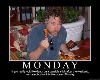 Monday Poster