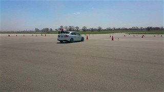 First Autocross - Final Run 42.013