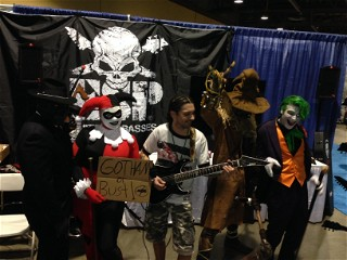 Erocc At Horror Con