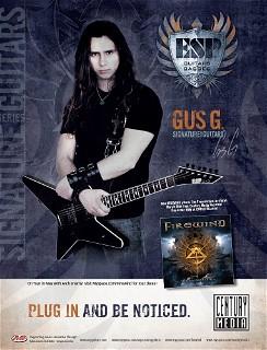 Esp 2008 Gus G Ad