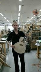 John Rox Esp Guitars Japan Factory Tour