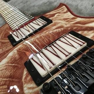 "ESP Custom Gary Holt ""Blood Guitar"""
