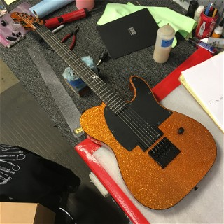 Chris Rawson Custom Shop TE