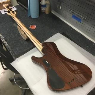 LTD Stream-1004 Walnut Brown