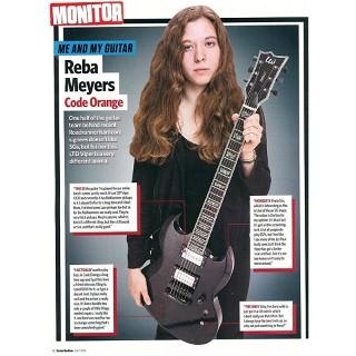 Reba Myers - Code Orange