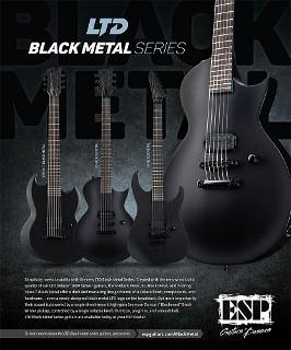 Esp Black Metal Ad