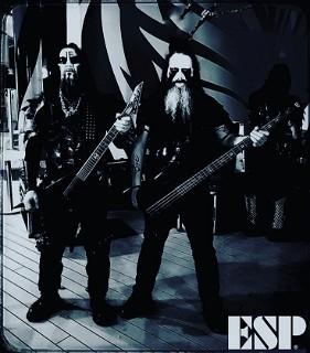 Chaq Mol and Adra Melek - Dark Funeral