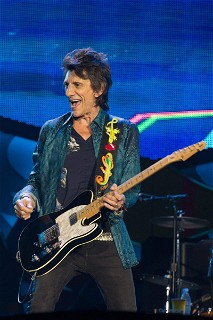 Ron Wood - The Rolling Stones