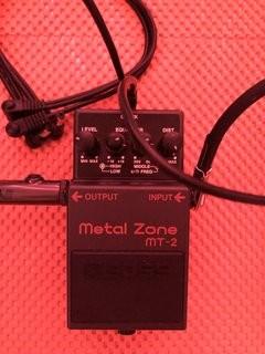 BOSS Metal zone ML-2