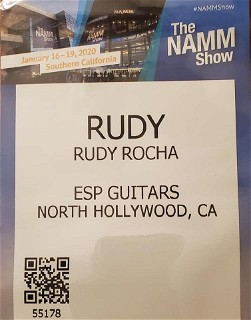 THE NAMM SHOW 2020