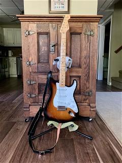 Fender American Original '50s Stratocaster, front