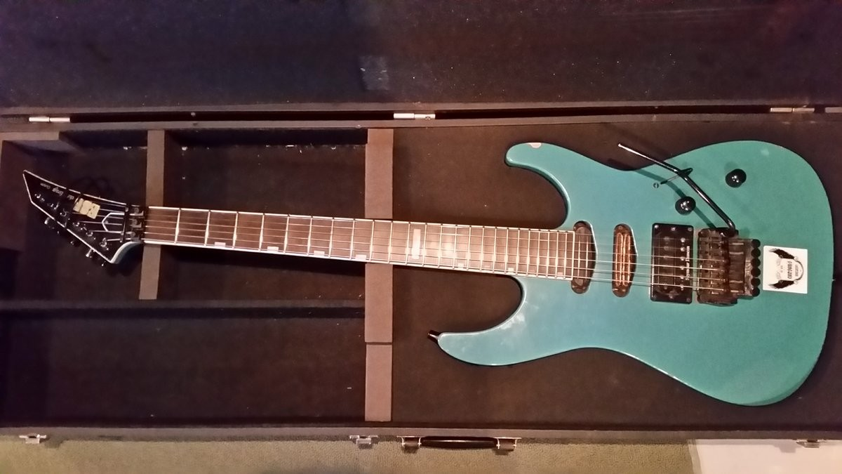 Dating by serial#? - The ESP Guitar Company