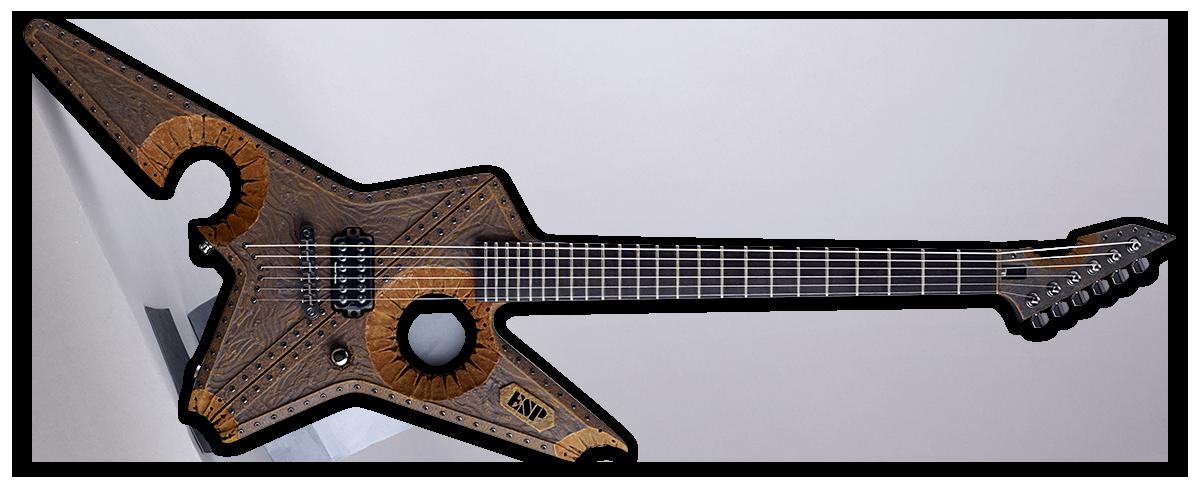 The Esp Guitar Company