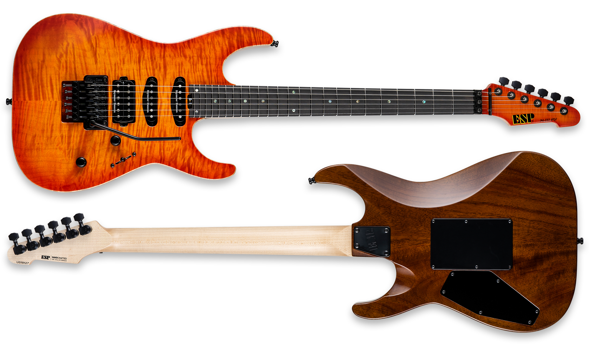 USA M-III FR - The ESP Guitar Company